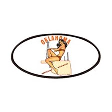 Oklahoma Pinup Patches