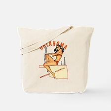 Oklahoma Pinup Tote Bag