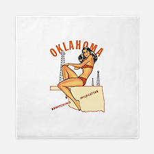 Oklahoma Pinup Queen Duvet