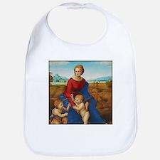 Raphael: Madonna in the Meadow Bib