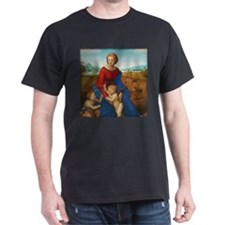 Raphael: Madonna in the Meadow T-Shirt