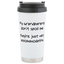 Accommodating Grandparents Travel Mug