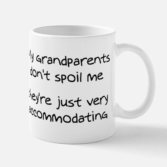 Accommodating Grandparents Mug