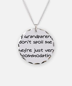 Accommodating Grandparents Necklace