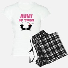 Aunt of Twins Pajamas
