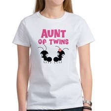 Aunt of Twins Tee