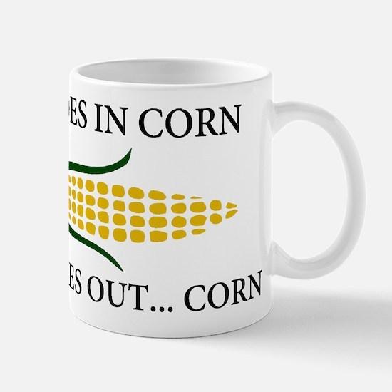 Goes in corn Mug