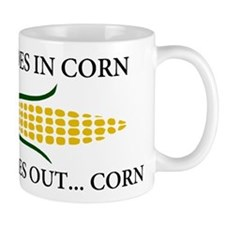 Goes in corn Mug