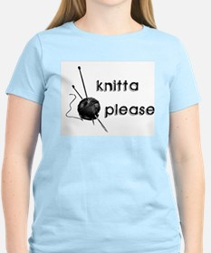 Knitta Please T-Shirt
