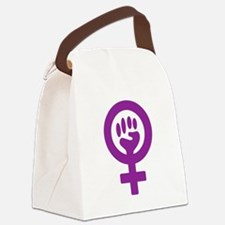 Femifist Canvas Lunch Bag