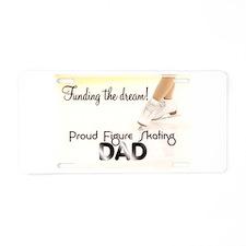 Proud Dad! Aluminum License Plate
