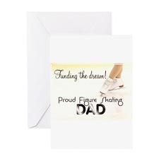 Proud Dad! Greeting Card
