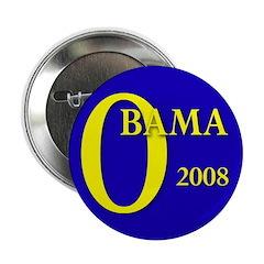 Blue O: Obama 2008 2.25
