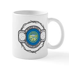 Nebraska Volleyball Mug