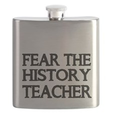 FEAR THE HISTORY TEACHER Flask