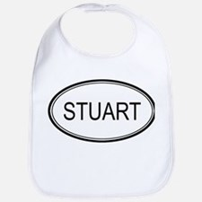 Stuart Oval Design Bib