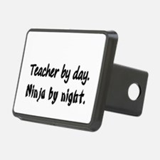 Teacher by Day Hitch Cover