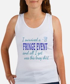 Fringe Event Got Lousy Shirt Women's Tank Top