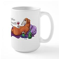 Wienerette in Training Mug