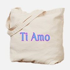 Ti Amo- I love you Tote Bag