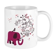 Love Elephant Mug