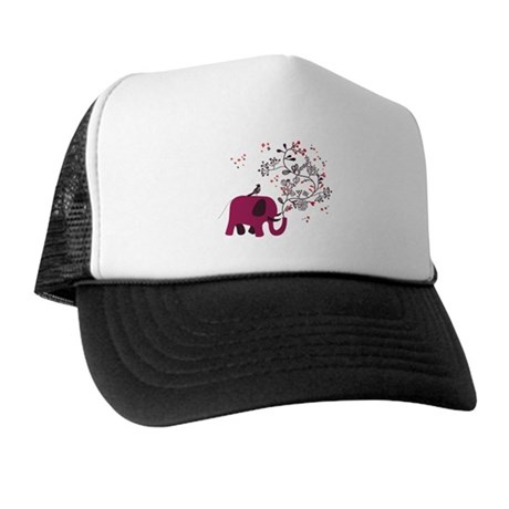 Love Elephant Trucker Hat