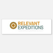RelevantExpeditions.com Bumper Bumper Bumper Sticker