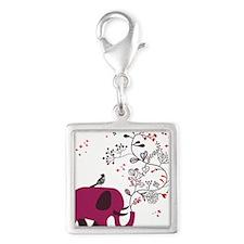 Love Elephant Charms