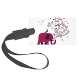 Elephant Luggage Tags
