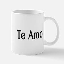 Te Amo-I love you Mug