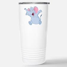 Happy Elephant Travel Mug