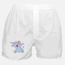 Happy Elephant Boxer Shorts