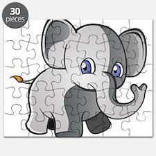 Baby Elephant 2 Puzzle