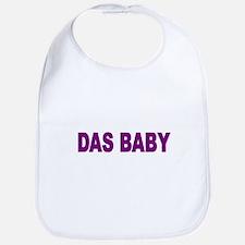 DAS BABY- the baby German Bib