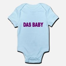 DAS BABY- the baby German Body Suit
