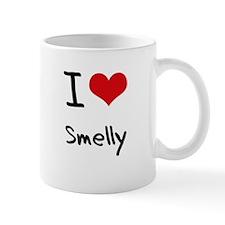 I love Smelly Mug