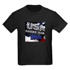 USA Soccer Team 2014 T-Shirt