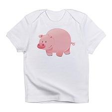 Pink Pig Infant T-Shirt