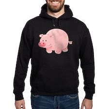 Pink Pig Hoodie