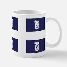 Quebec - Quebecois - Beer - Flag Mug