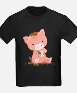 Pig in Mud T-Shirt