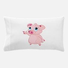 Cute Pig Pillow Case