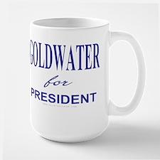 Goldwater for President Large Mug
