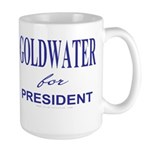 Goldwater for President Large Mug