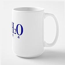 Au H2O (Goldwater) Large Mug