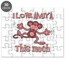 I Love Amiya Puzzle