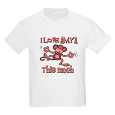 I Love Amya T-Shirt