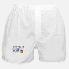 Finnish smiley designs Boxer Shorts