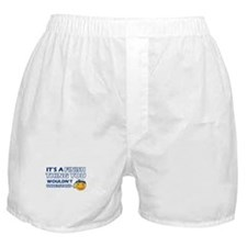 Finnish smiley designs Boxer Shorts