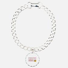 Latvian smiley designs Bracelet